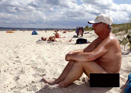 news mayor nude beach