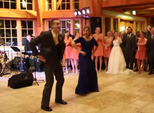 Mother Son Wedding Dance.Surprise Mother Son Wedding Dance Shocks Even The Bride Wusa9 Com